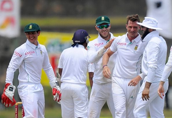 Dale Steyn credits his success to Allan Donald