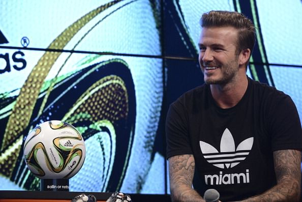 Beckham predicts Argentina to beat Germany 3-1 in World Cup final