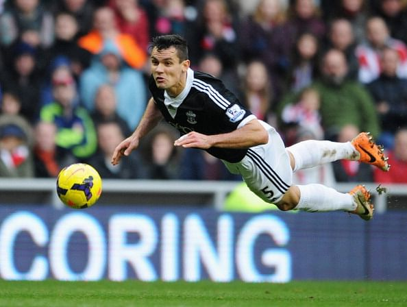 Southampton insist Dejan Lovren will not be sold, amid strong Arsenal and Tottenham interest