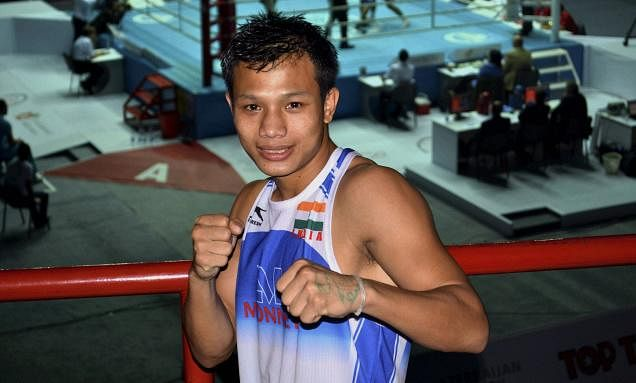 Indian boxing team's chances at the Commonwealth Games