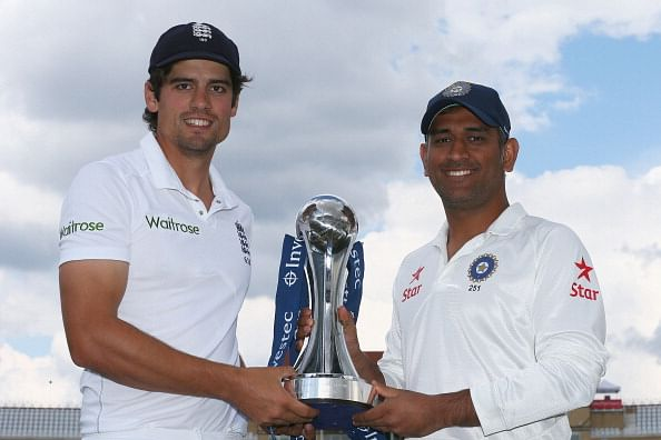 England v India, 3rd Test: Back in form Alastair Cook takes England to 183/1 at tea
