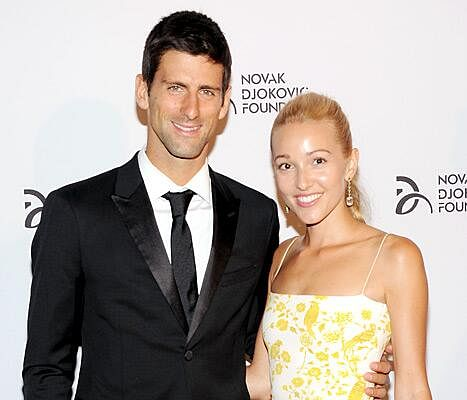 Novak Djokovic marries pregnant fiancée Jelena Ristic in luxurious Montenegro resort
