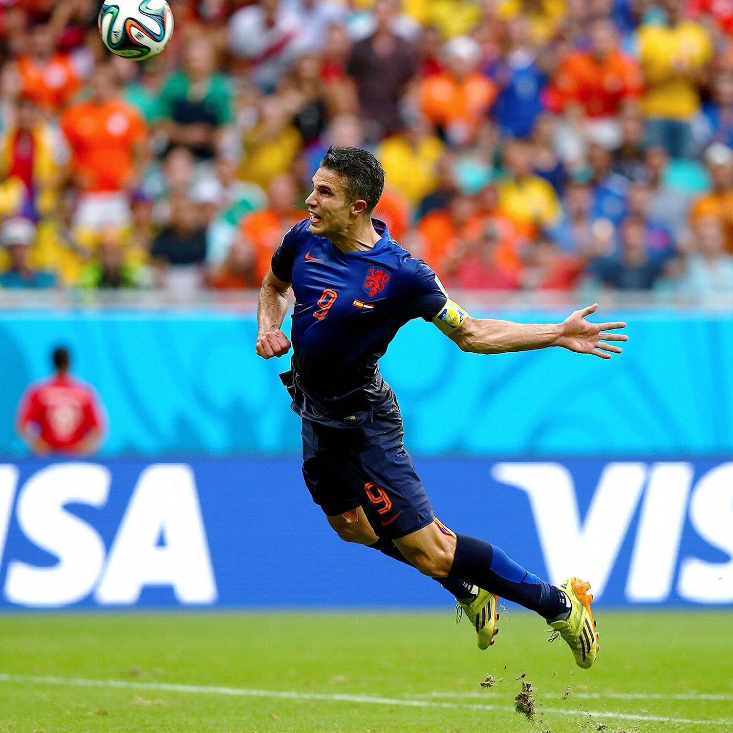 Robin Van Persie Facts