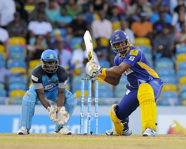 Caribbean Premier League 2014: Dwayne Smith's superb century takes Barbados Tridents to victory