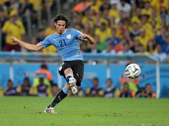 Edinson Cavani wants Premier League move
