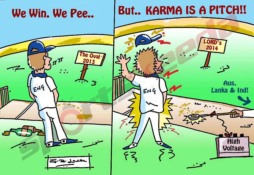 Comic: Karma is a pitch