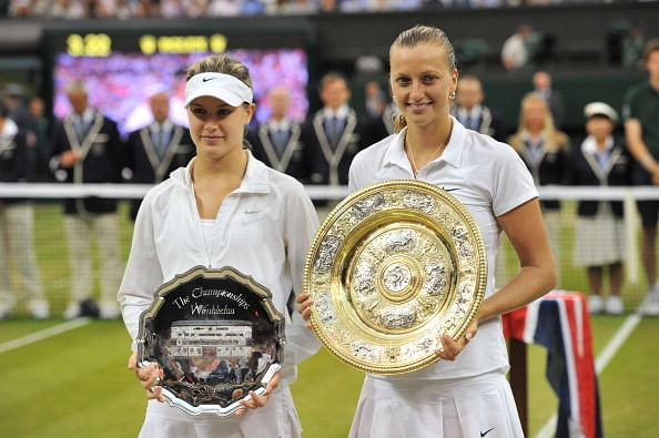 Wimbledon 2014: Imperious Kvitova tramples Bouchard to clinch title