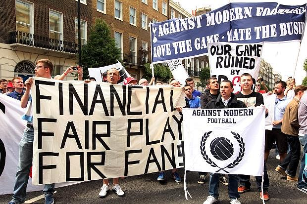 Premier League fans to march for 'Affordable Football for All' to protest high ticket prices
