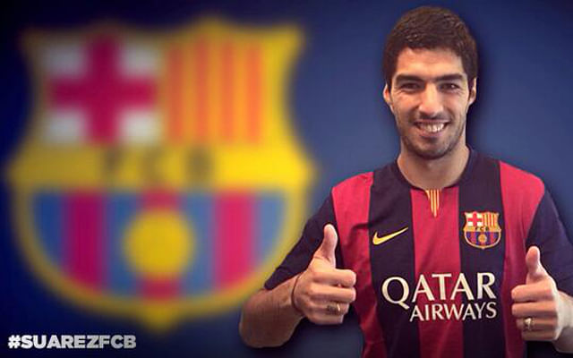 What does Luis Suarez bring to Barcelona?
