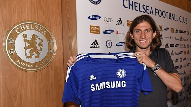 Official: Chelsea completes Filipe Luis capture from Atletico Madrid