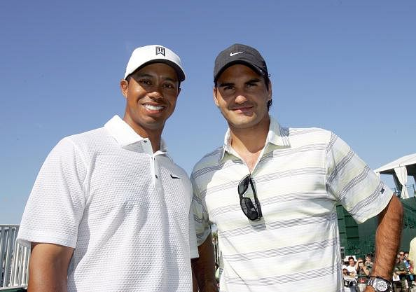 Roger Federer and Tiger Woods are the most financially valuable athletes according to Forbes