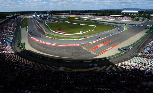 German Grand Prix 2014: Mercedes look to extend their lead