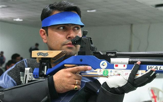 Commonwealth Games 2014: Gagan Narang and Sanjeev Rajput qualify for men's 50m rifle 3 positions finals