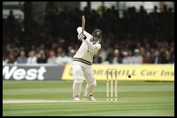 Sourav Ganguly's Debut in International Cricket