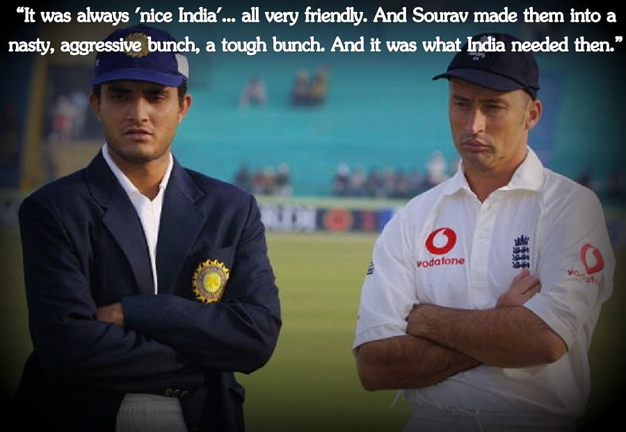 The man who inspired a team - 10 best quotes on Sourav Ganguly