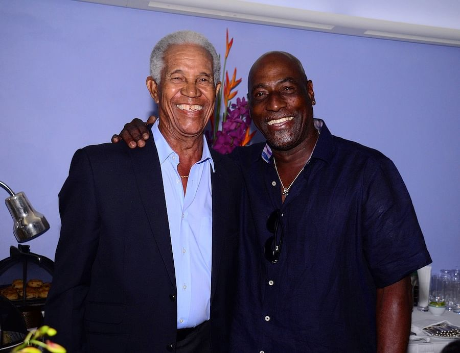 Key positions for Garry Sobers, Viv Richards in CPL 2014