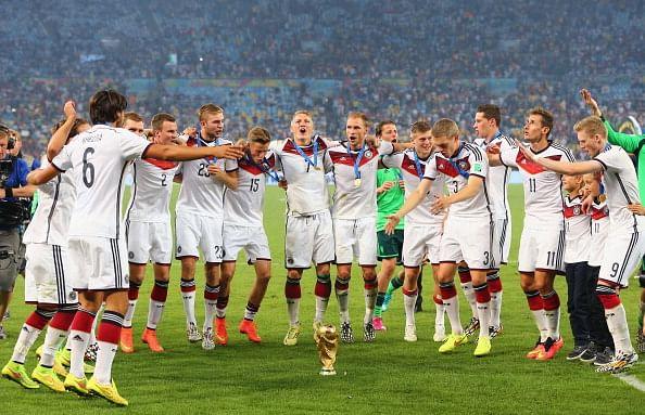 germany football stats