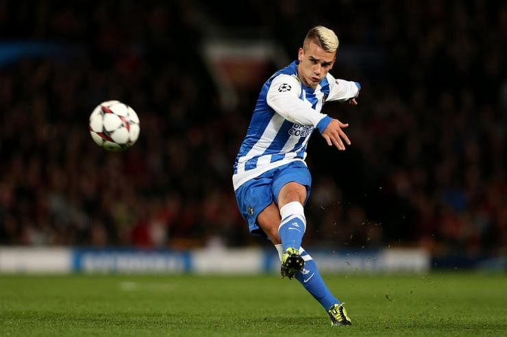 Rumour: Atletico Madrid close to signing Real Sociedad's Antoine Griezmann