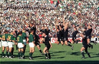 Remembering Nelson Mandela and the Springboks - The beautiful story of the 1995 Rugby World Cup