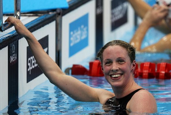 Scotland's Hannah Miley smashes her own Commonwealth swimming record