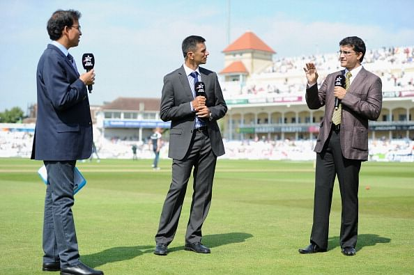 Transcript: Rahul Dravid and Sourav Ganguly banter on commentary