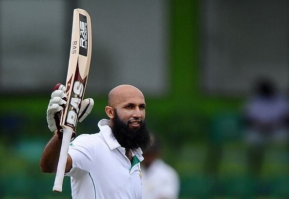 Sri Lanka v South Africa - 2nd Test, Day 3: Hashim Amla's record-breaking ton avoids follow-on
