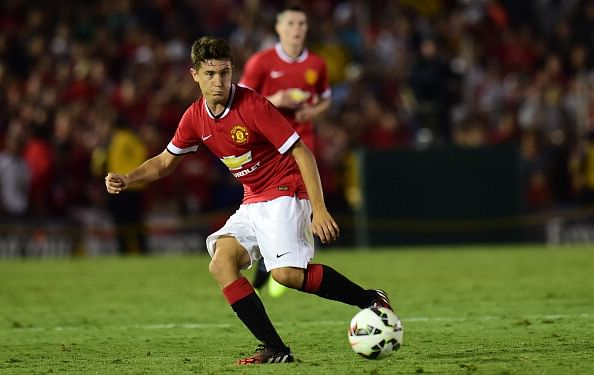 Manchester United thrash LA Galaxy 7-0 in Chevrolet Cup
