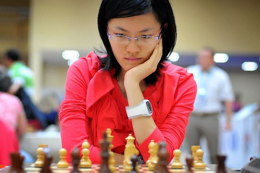 Women's Grand Prix: Hou Yifan wins fifth leg; setback for Koneru Humpy