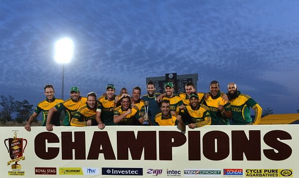 South Africans biggest gainers in latest ICC ODI rankings after historic series win