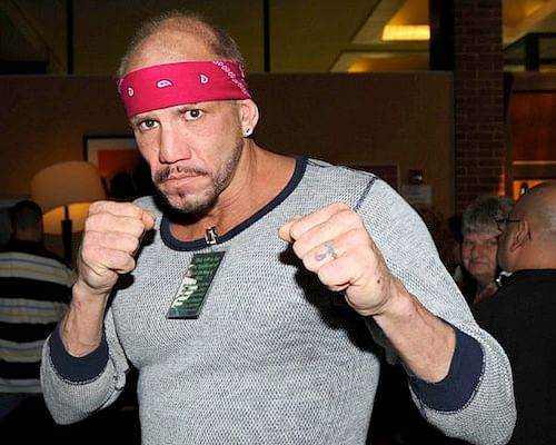 Tommy Morrison- MMA