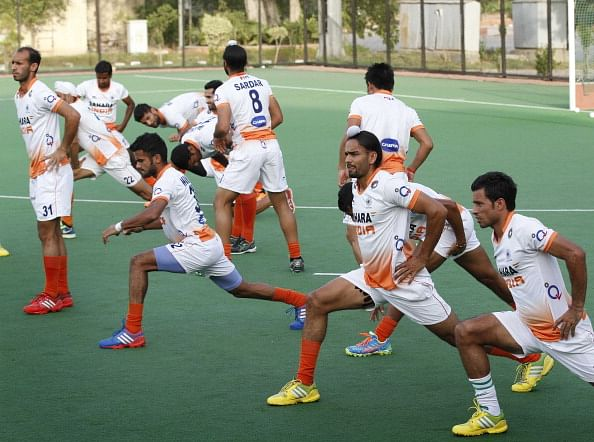 Commonwealth Games 2014: Indian hockey team leaves for Glasgow