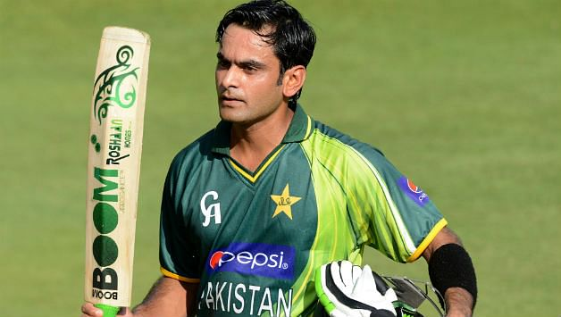 Mohammad Hafeez's debut in International Cricket