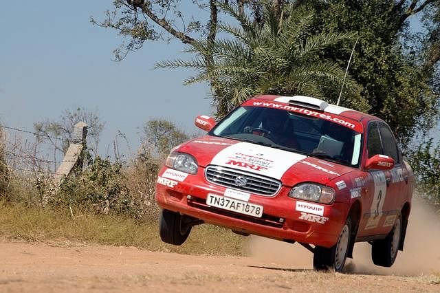 FMSCI Indian Rally Championship: Samir Thapar, Gurinder Mann close in on title in the first leg of AVT Premium South India Rally