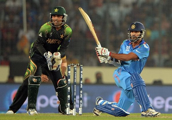 Pakistan set to benefit financially from bilateral series against India