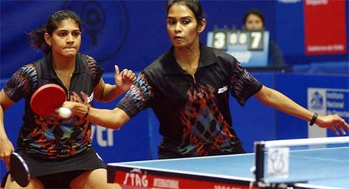 Commonwealth Games 2014: Indian women's Table tennis team reach semifinals