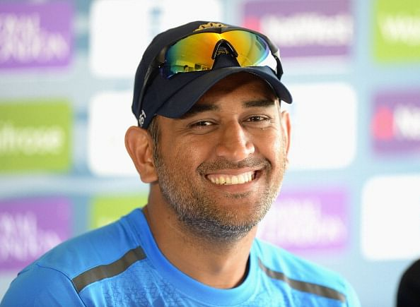 Wishes pour in for Indian captain MS Dhoni on his 33rd birthday