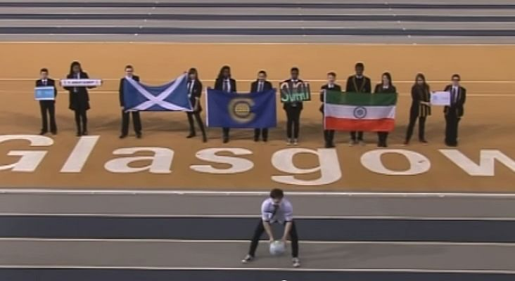 Indian tri-colour flag disrespected in official song of 2014 Glasgow Commonwealth Games