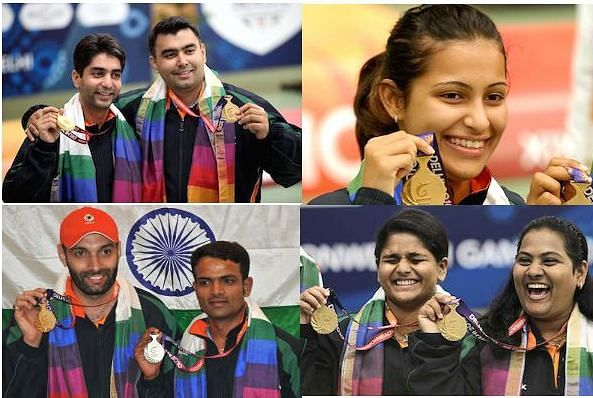 Commonwealth Games 2014: Indian shooters aim to replicate their rich medal haul from Delhi 2010