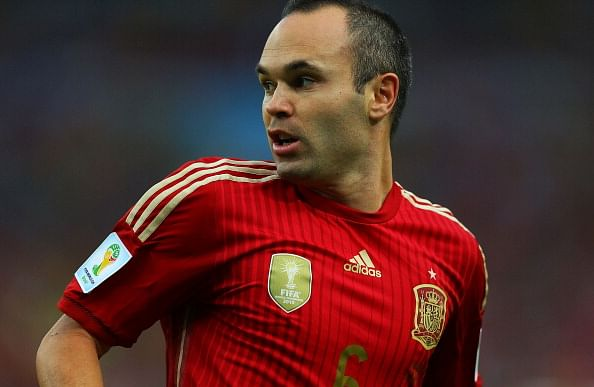 Andres Iniesta: The magician who plays like Mozart