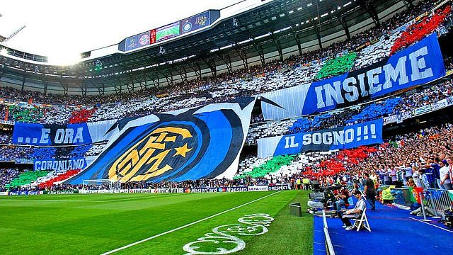 Inter Milan unveil their new club crest