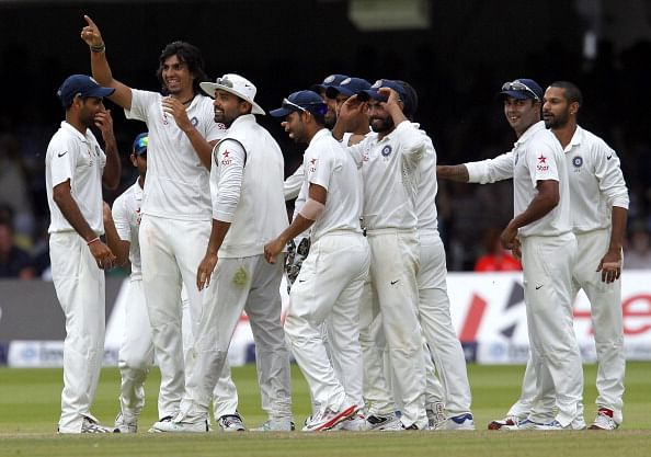 England v India - 2nd Test, Day 4: India in firm control as England falter in chase