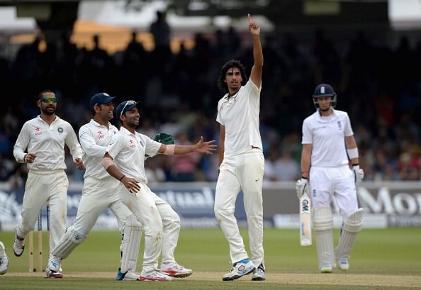 The resurgence of Ishant Sharma
