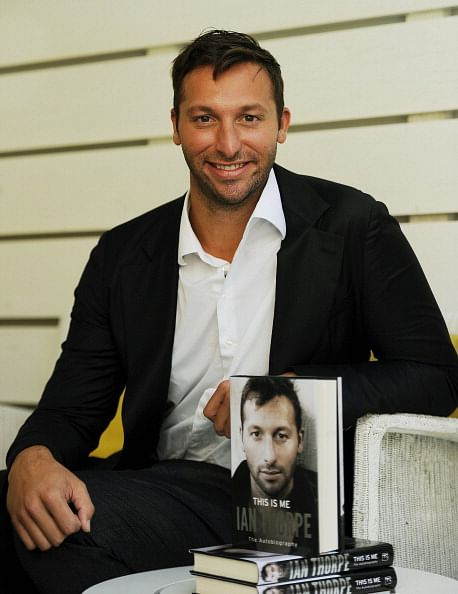 Ian Thorpe reveals he is gay in an interview with Michael Parkinson
