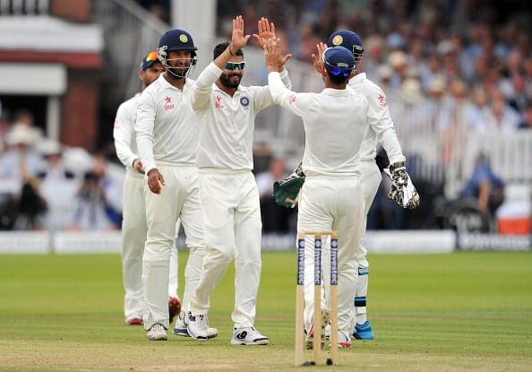 England v India 2014 - 2nd Test, day 3: Facts and figures