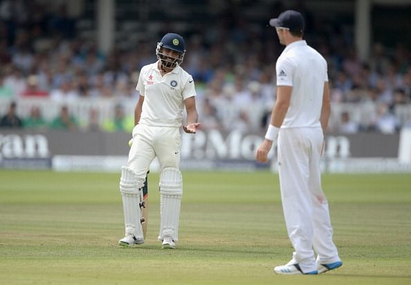 England v India - 2nd Test, Day 4: Ravindra Jadeja, Bhuvneshwar Kumar put India in strong position (Tea report)
