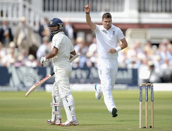 England vs India 2014 - 2nd Test, Day 1: Facts and figures