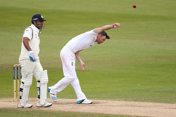 James Anderson on the verge of overtaking Botham at Lord's in 2nd Test