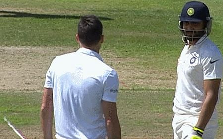 Satire: Ravindra Jadeja vs James Anderson conversation recorded and leaked