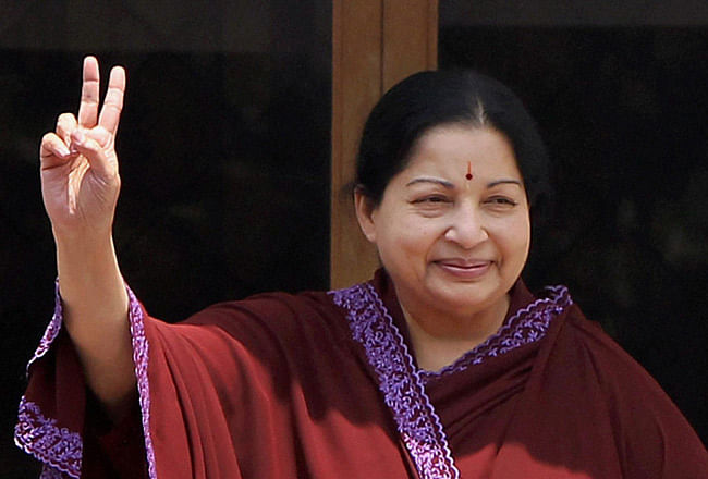 Commonwealth Games 2014: J Jayalalithaa announces Rs.50 lakh award for weightlifter Satish Sivalingam