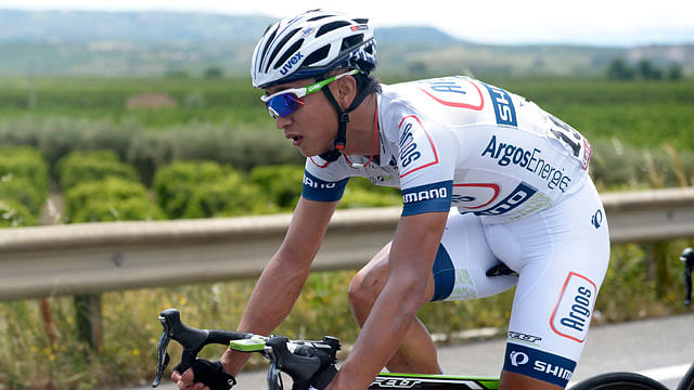 Tour De France: Chinese rider is justifying tour place